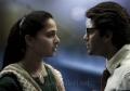 Anushka, Arya in Irandam Ulagam Movie Stills