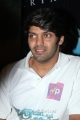 Actor Arya @ Irandam Ulagam Press Meet Stills