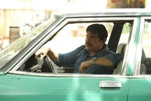 Actor Anandaraj in Iravukku Aayiram Kangal Movie Stills