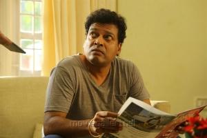 Actor John Vijay in Iravukku Aayiram Kangal Movie Stills