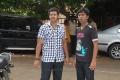 Magesh, Jegan in Iravum Pagalum Varum Movie Stills