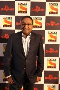 Sameer Nair, CEO, Applause Entertainment @ Sony LIV Iru Dhuruvam Web-Series Launch Photos