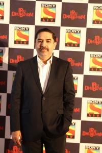 Uday Sodhi, Business Head Digital Sony Pictures Networks India @ Sony LIV Iru Dhuruvam Web-Series Launch Photos
