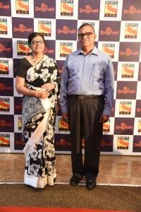 Pushpa Kandasamy @ Sony LIV Iru Dhuruvam Web-Series Launch Photos