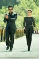 Vikram, Nayanthara in Iru Mugan Latest Stills