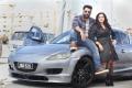 Vikram, Nithya Menon in Iru Mugan Movie Stills