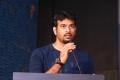 Editor Sathish Suriya @ Irudhi Suttru Movie Press Meet Stills
