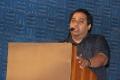 Producer CV Kumar @ Irudhi Suttru Movie Press Meet Stills