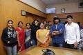 Irudhi Suttru Team @ Ethiraj College For Promotions Photos