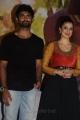 Atharva, Lakshmi Rai @ Irumbu Kuthirai Movie Press Meet Stills