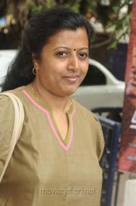 Lyricist Thamarai @ Irumbu Kuthirai Movie Press Meet Stills