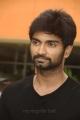 Actor Atharva @ Irumbu Kuthirai Movie Press Meet Stills