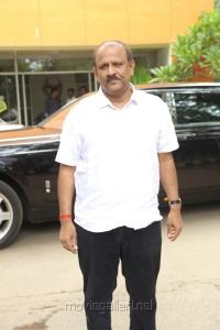 Kalpathi S Aghoram @ Irumbu Kuthirai Movie Press Meet Stills