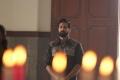 Santhosh Prathap in Irumbu Manithan Movie Stills