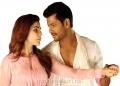 Samantha, Vishal in Irumbu Thirai Movie Latest Photos