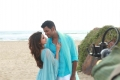 Samantha, Vishal in Irumbu Thirai Movie Photos HD