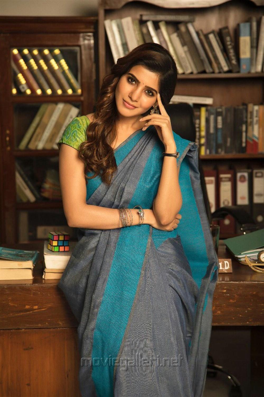 Irumbu Thirai Movie Actress Samantha Pics