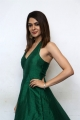 Iruttu Actress Sakshi Chowdary in Green Dress Photos