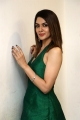 Iruttu Movie Actress Sakshi Chaudhary in Green Dress Photos