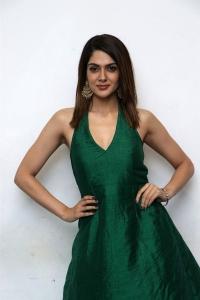 Actress Sakshi Chaudhary Photos @ Iruttu Movie Press Meet