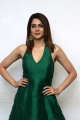 Iruttu Movie Heroine Sakshi Chaudhary in Green Dress Photos