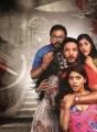 Shah Ra, Gautham Karthik, Chandrika Ravi, Vaibhavi Shandilya, Yaashika Aanand in Iruttu Araiyil Murattu Kuthu Movie Stills HD