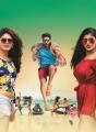 Vaibhavi Shandilya, Gautham Karthik, Yaashika Aanand in Iruttu Araiyil Murattu Kuthu Movie Stills HD