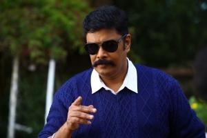 Sundar C in Iruttu Movie HD Images