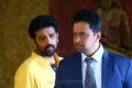 JD Chakravarthy, Arjun in Iruvar Oppandham Tamil Movie Stills