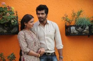 Payal Rajput, Vinay Rai in Iruvar Ullam Tamil Movie Stills