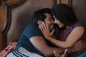 Actor Vinay Rai, Actress Payal Rajput in Iruvar Ullam Movie Stills
