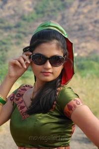 Actress Madhulika Hot in Isakki Movie Stills