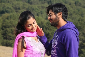 Saran Kumar, Madhulika in Isakki Tamil Movie Stills