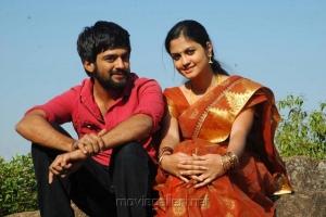 Saran, Aashitha in Isakki Tamil Movie Stills