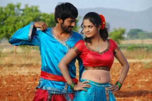Saran, Madhulika in Isakki Movie Stills