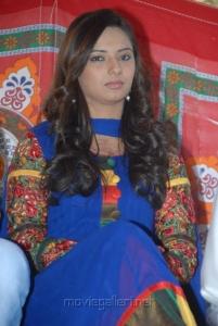 Actress Isha Chawla at Balakrishna New Movie Opening Stills