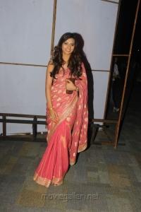 Actress Isha Chawla Saree Latest Stills