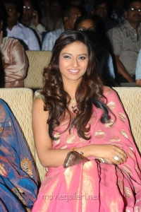 Telugu Actress Isha Chawla Beautiful Saree Latest Photos