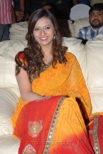 Isha Chawla Cute Stills at Srimannarayana Triple Platinum Disc Function