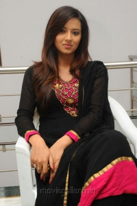 Actress Isha Chawla Photos at Srimannarayana Press Meet