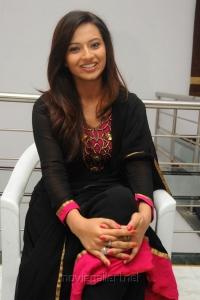 Isha Chawla New Photos in Black Churidar Dress