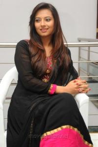 Isha Chawla Cute Photos at Srimannarayana Press Meet