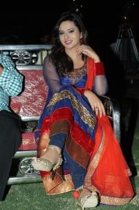 Actress Isha Chawla New Stills @ Jump Jilani Audio Launch