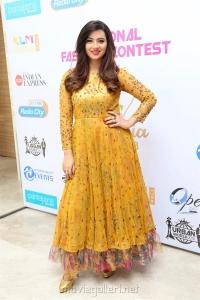 Actress Isha Chawla New Photos @ Mr & Miss Urban India 2018 Fashion Show