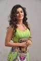 Actress Isha Talwar posing in Sleeveless Dress at Maine Pyar Kiya Success Meet