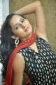 Actress Ishika Singh Cute Photos in Black Salwar Kameez