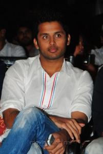 Actor Nitin Reddy @ Ishq Audio Release Stills