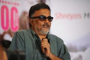 Cinematographer PC Sriram at Ishq Movie 100 Days Function Stills