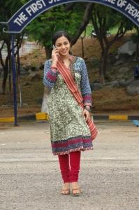 Nithya Menon Cute Stills