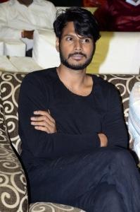 Sundeep Kishan @ ISHQ Movie Pre Release Event Stills